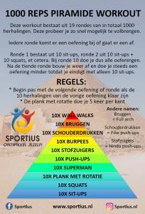 Piramide workout